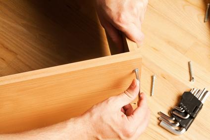 Möbelaufbau und Abbau - Knaack Seniorenumzüge