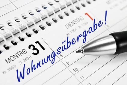 Wohnungsbergabe - Knaack Seniorenumzüge